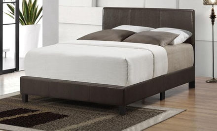 Luca Simple Upholstered Beds from $149–$299