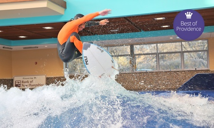 $89 for Indoor Surfing and Skydiving at SkyVenture and Surf's Up ($140 Value)