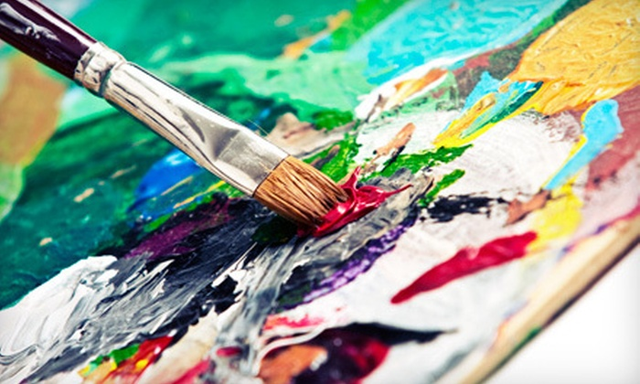 Create and Celebrate Studio - Cleveland: BYOB Painting Class for One, Two, or Four at Create and Celebrate Studio in Cleveland (Up to 61% Off)