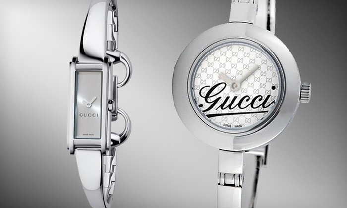 Gucci Women's Watches: Gucci Women's Watches (Up to 63% Off). 11 Styles Available. Free Shipping and Free Returns.
