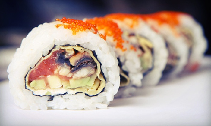 Hasu Sushi & Grill - Hasu Sushi & Grill - Village Square: $15 for $30 Worth of Sushi and Japanese Cuisine at Hasu Sushi & Grill