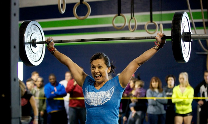 Crossfit 706 - Martinez: Classes with Option for Membership at CrossFit 706 (Up to 78% Off)