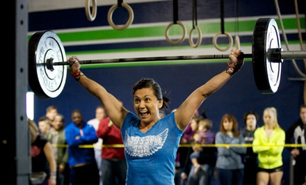 Classes with Option for Membership at CrossFit 706 (Up to 78% Off)