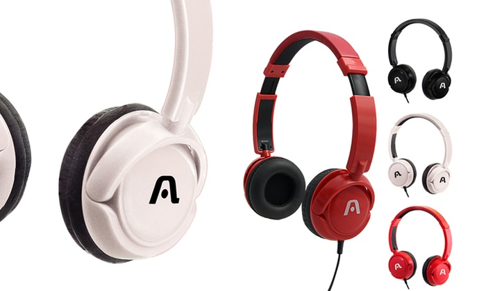 Argom Tech DJ Urban or Studio Sound Headset: Argom Tech DJ Urban or Studio Sound Headset. Multiple Colors Available.