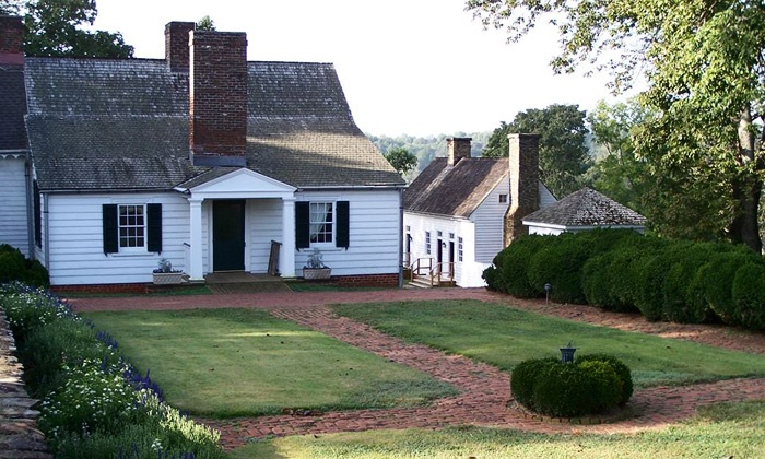 James Monroe's Highland - James Monroe's Highland: Visit Home of the 5th President of the United States for Two or Four at James Monroe's Highland (Up to 43% Off)