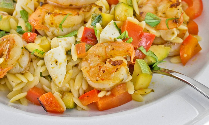Chef Ami - Gainesville: One-Week Subscription of Three Meals for Two, Four, or Six People from Chef Ami (Up to 53% Off)