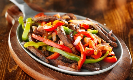 Mexican Cuisine During Dinner for Two or Four at Salsa's (47% Off)