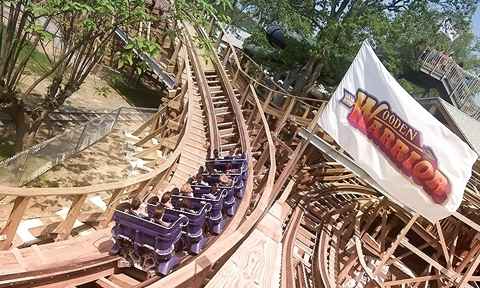 Quassy Amusement Park - Quassy Amusement Park: Amusement and Waterpark Rides for Two or Four at Quassy Amusement Park (Up to 44% Off). Four Options Available.