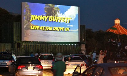 image for Drive-In Movie Package for Two, Four, or Six at The Misquamicut Business Association (Up to 48% Off)