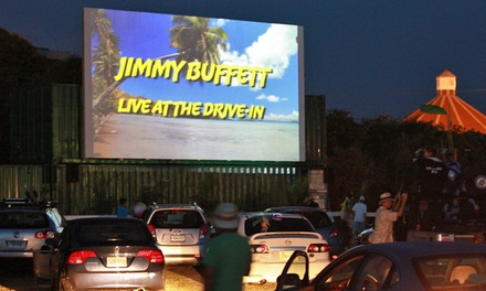 Drive-In Movie for Two, Four, or Six at Misquamicut Beach (Up to 44% Off)