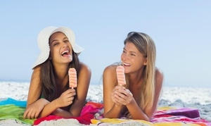 Blush Airbrush Tanning: $10 Off Full Body Professional Spray Tan at Blush Airbrush Tanning