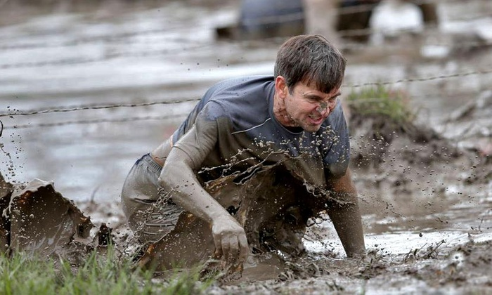 HARD CHARGE - Spring Grove: One Adult or Child Entry in Charge for Fun Obstacle-Course Mud Run from HARD CHARGE on July 19 (Up to 46% Off)