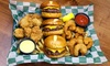Beef O Bradys - Beef O Brady's: Dinner for Two or Four with Appetizers, Entrees, and Choice of Drinks at Beef 'O' Brady's (Up to 42% Off)