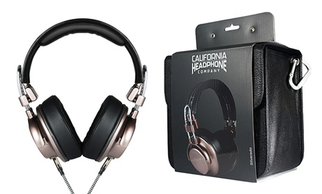 California Headphones Silverado Over-Ear Headphone...
