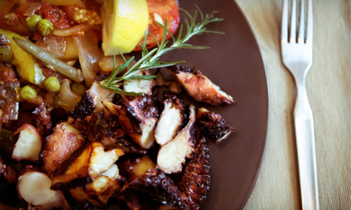 Flavor Mediterranean Food - North Berkeley: $12 for $24 Worth of Lunch or Dinner for Two at Flavor Mediterranean Food