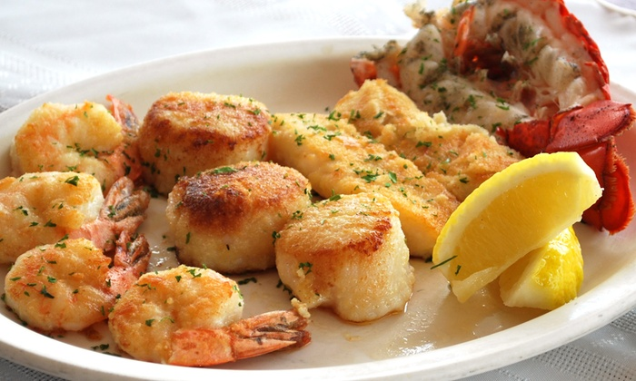 Red Mill Supper Club - Stevens Point: American Cuisine at Red Mill Supper Club (40% Off). Four Options Available.