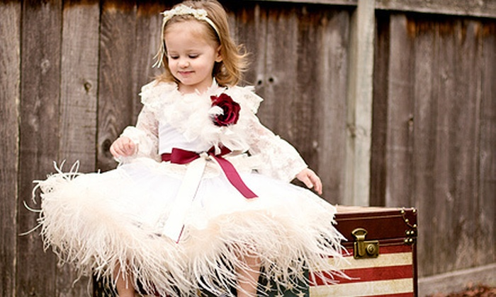 Hazy Skies Photography - Mukilteo: 30- or 60-Minute On-Location Photo-Shoot Package with Prints and Image CD from Hazy Skies Photography (83% Off)
