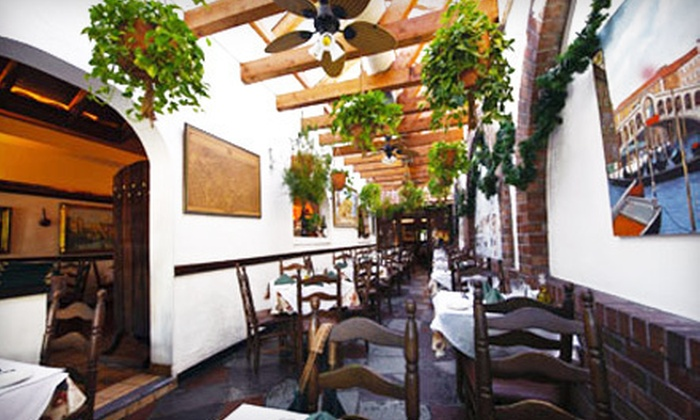La Panetteria - Bethesda: $20 for $40 Worth of Italian Cuisine at La Panetteria