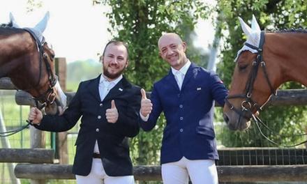 3 o 5 lezioni di equitazione da 60 minuti a 19,90€euro