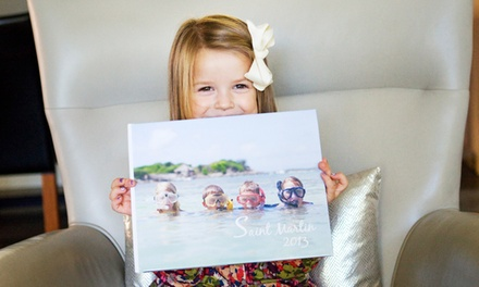 20-Page Custom Photo Book from Picaboo