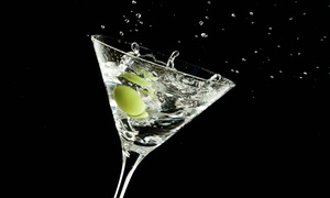 Mid Oak Distillery: Martini and Vodka Tasting with Appetizers for Two, Four, or Six at Mid Oak Distillery (Up to 68% Off)