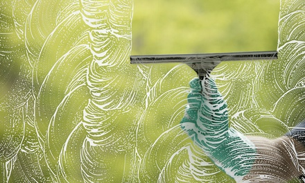 Exterior and Interior Cleaning from Pro Window Maintenance (Up to 59% Off). Two Options Available.