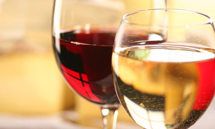 Robust Wine Bar & Café - Multiple Locations: $80 for a Four-Course Tasting Dinner and Wine for Two