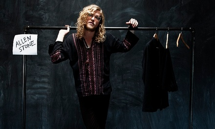 PRE-SALE: Allen Stone at New Daisy Theatre on November 2 (Up to 28% Off)
