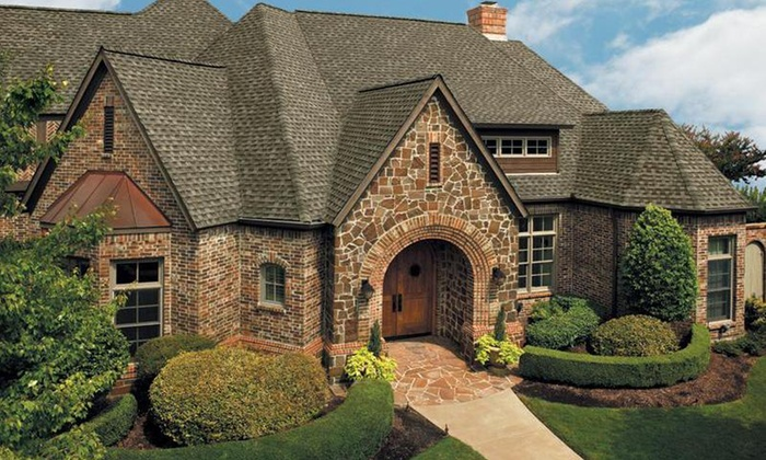 Budget Discount Roofs - Oklahoma City: $100 for $1,000 Worth of Full Storm Damage Roof Replacement at Budget Discount Roofs s