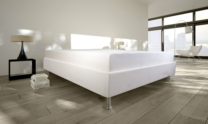 matelas m moire de forme kine orthosense 85kg m3 sampur groupon shopping. Black Bedroom Furniture Sets. Home Design Ideas