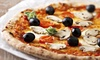 5 Boroughs Pizza & Subs - Old Town: One Medium or Two Extra-Large Three-Topping Pizzas at 5 Boroughs Pizza & Subs (Up to 42% Off)