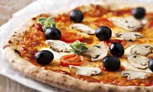 Atlantis Ristorante Pizzeria: Pizza a scelta, tagliere con gnocco fritto e birra per 2, 4 o 6 persone al ristorante Atlantis (sconto fino a 73%)