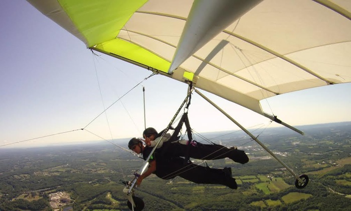Hangar 3 - Middletown: Up to 30% Off TandemHang Gliding Experience for One or Two at Hangar 3