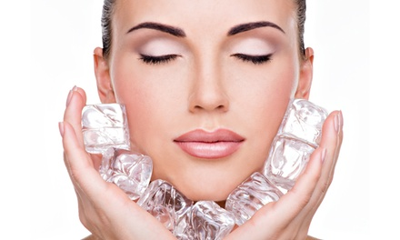 One or Three Cryo Skin-Tightening Treatments on Face or Neck at Skintuition (Up to 74% Off)