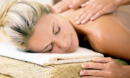 60-Minute Swedish or Deep-Tissue Massage at Massage Therapy At Bejanies (Up to 65% Off)