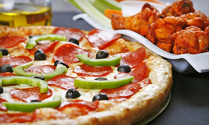 Wise Guys Deli - Federal Hill: $12 for $25 Worth of Pizza, Salads, Deli Cuisine, and Dessert for Dinner at Wise Guys Deli