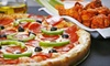 Wiseguys Deli - Federal Hill: $12 for $25 Worth of Pizza, Salads, Deli Cuisine, and Dessert for Dinner at Wise Guys Deli