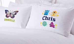 Monogram Online : Custom Pillow Cases for Kids Bedding (83% Off)