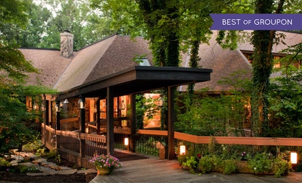 Groupon Deal: Stay with Dining Credit at The Inn at Honey Run in Millersburg, OH. Dates into August.