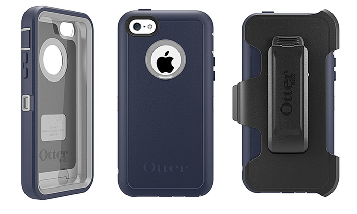 otterbox iphone 5c case otterbox defender series for iphone 5c groupon 15816