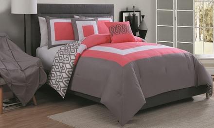 Closeout Comforter Sets (6-Piece)