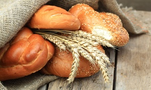 Great Harvest Bread: $18 for 3 Groupons, Each Good for $12 Worth of Bread & Baked Goods ($36 Total Value)