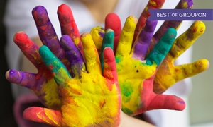 ArtBeast Studio: One- or Three-Month Family or Single-Child Membership to ArtBeast (Up to 52% Off)