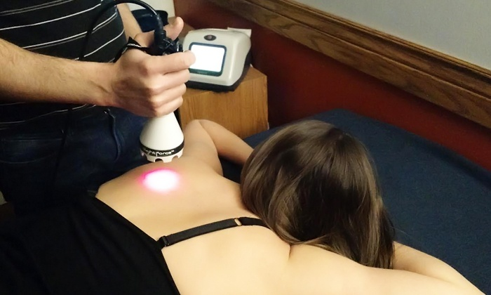 Advanced Physical Medicine & Rehab - Hoffman Estates: One or Three Deep-Tissue Laser-Therapy Sessions at Advanced Physical Medicine & Rehab (Up to 52% Off)