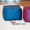 $24.99 for a Small Leather-Look Ottoman