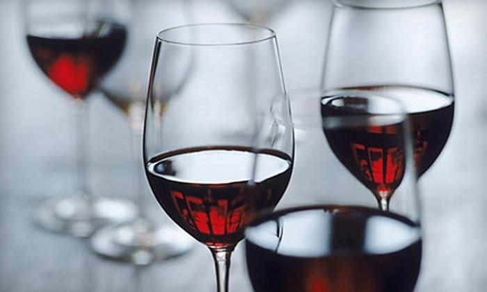 The Cellar Door - Houston: 90-Minute Wine-Education Class for 1, 2, or 4 or a Private Class for 10 at The Cellar Door (Up to 68% Off)