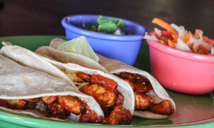 Señor Locos - Plano: Tex-Mex Food for Lunch or Dinner at Senor Locos (Up to 55% Off)