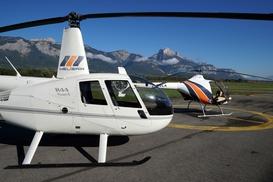 Helisair: Vol panoramique en hélicoptère privatif pour 2 personnes à 149 € avec Helisair