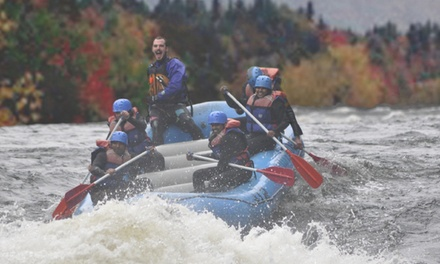 $81 for $159 Worth of Dead River Rafting — Magic Falls Rafting Company