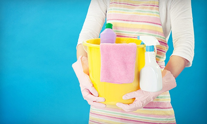 Keep Clean and Carry On - Riverside: One or Two Two-Hour Housecleaning Sessions with Two Maids from Keep Clean and Carry On (Up to 65% Off)